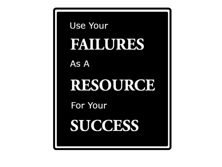Failures-as-a-resource