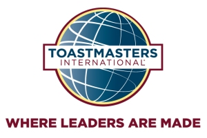 Toastmasters Logo Tagline Lockup